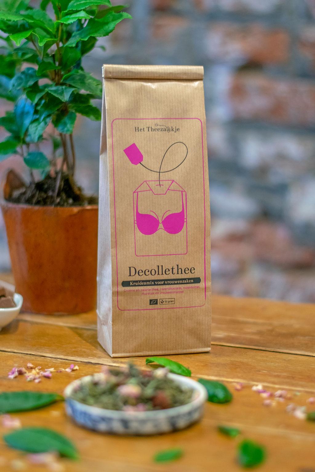 Decollethee – Kruidenmix voor vrouwenzaken