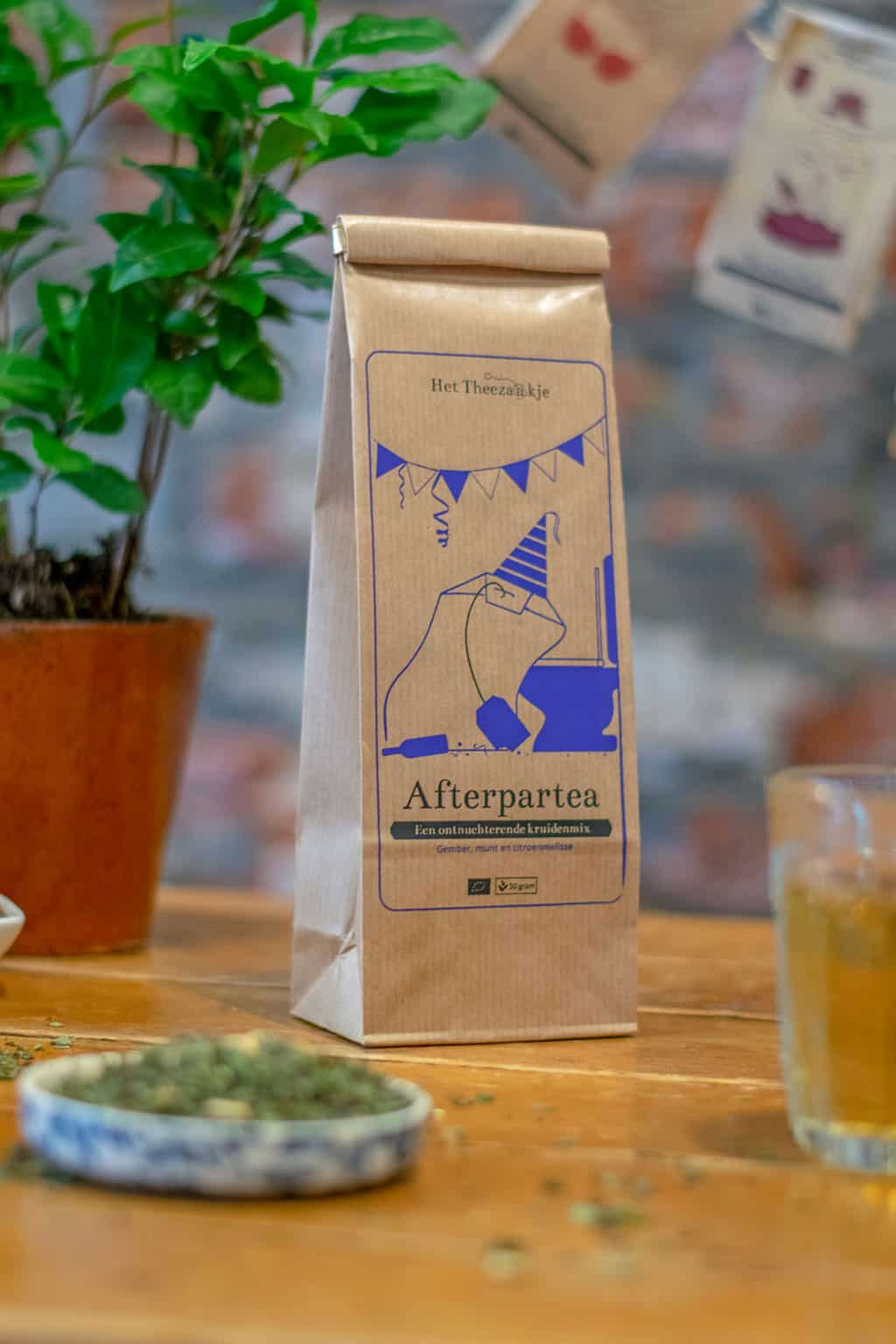 Afterpartea – Een ontnuchterende kruidenmix